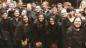 Border Trip for Choir Students
