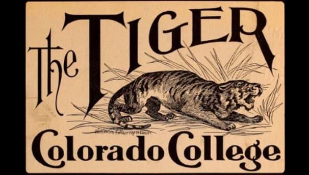 Digitize Colorado College Newspapers Image