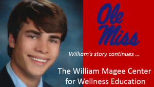 Student Gifts to the William Magee Center for Wellness Education
