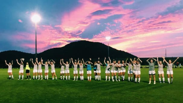 Ohio State University Women's Club Soccer 2018 Image