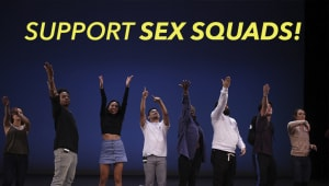 Support the 2019 Sex Squad Tour