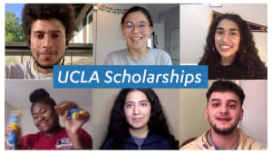 Support Opportunity: UCLA Scholarships