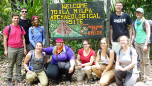 UT Belize Archaeology Project