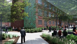 White Station HS Community Courtyard - Phase 2-  Maintenance Fund