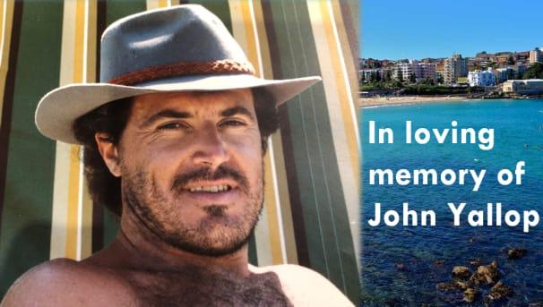In loving memory of John Yallop Image