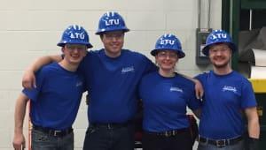 Steel Bridge Competition Team
