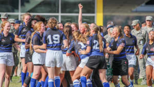 Women's Rugby 2019 Championship Series
