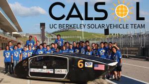 CalSol - The UC Berkeley Solar Vehicle Team