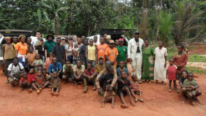 Sustainable Ebony Farming in Cameroon