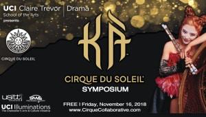The Cirque du Soleil KÀ Symposium & Scholarships