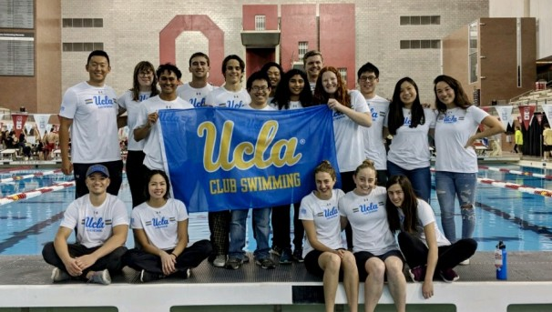 Help UCLA Club Swimming get to Nationals! Image