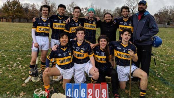 Cal Hurling 2020 | NCGAA Nationals Image