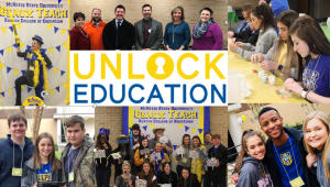 Geaux Teach: Unlock Education