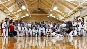 Rutgers Taekwondo Fundraiser 2019