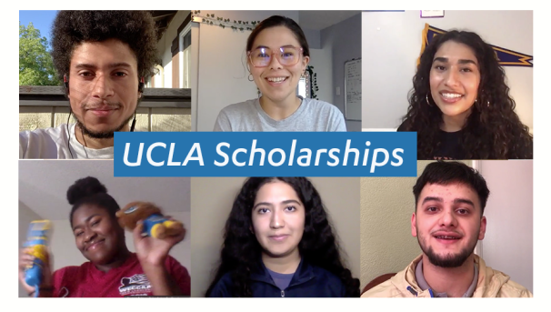 UCLA Scholarship Recipients