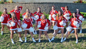Central College Cheer