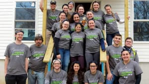 Habitat for Humanity | Spring Break Trips