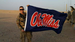 Welcome Home Ole Miss Veterans