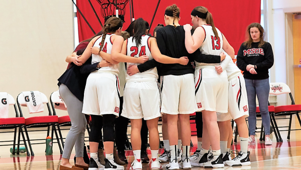 MSOE Women's Basketball Image
