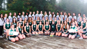 EMU Women's Rowing Team
