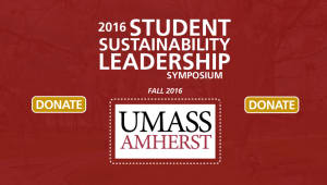 Student Sustainability Leadership Symposium (SSLS) 2016