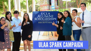 Support the UCLA Latino Alumni Association Endowed Scholarship
