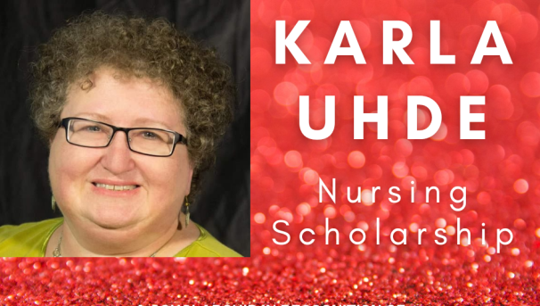 Karla Uhde Nursing Scholarship Image