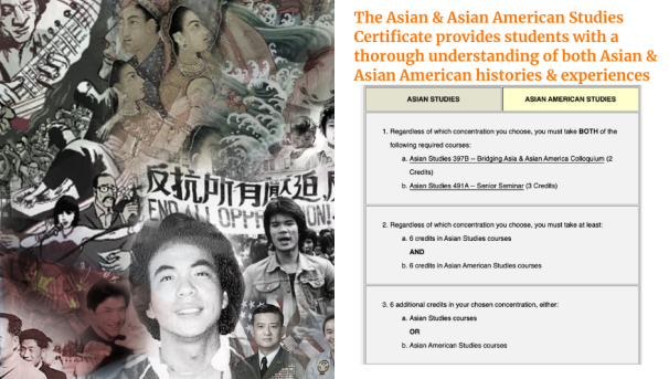 Support the UMass Asian/Asian American Studies Certificate Image