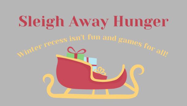 Evansville - Sleigh Away Hunger Image
