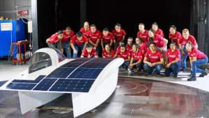 Solar Electric Vehicle Team (SEVT)
