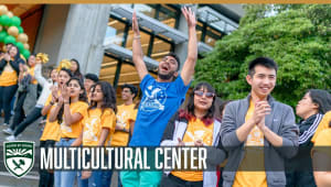 MultiCultural Center Support Campaign