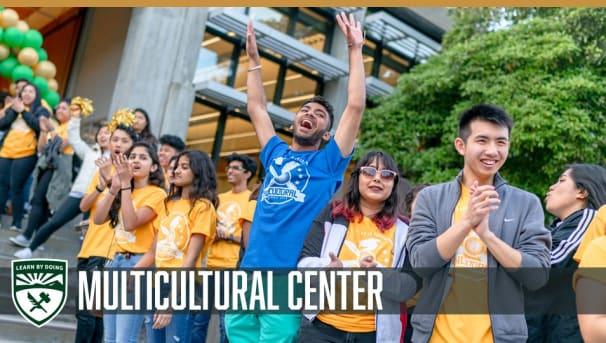 MultiCultural Center Support Campaign Image