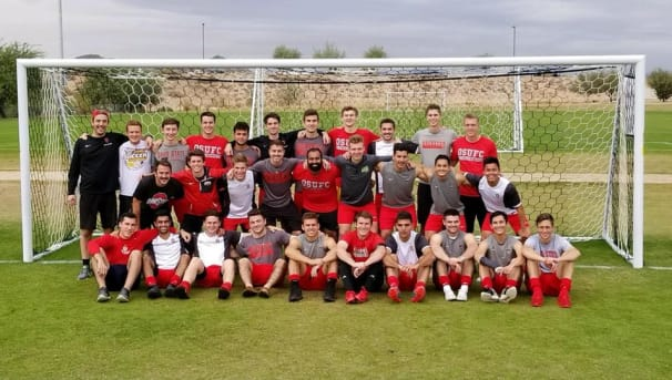 Ohio State University Men's Club Soccer 2018 Image
