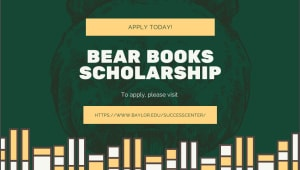 Support Textbook Scholarships for Baylor Students