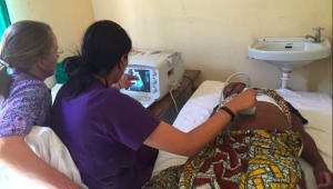 Tanzania Cervical Cancer Screening & Ultrasound Ed