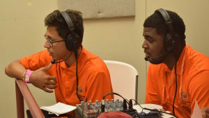 Send Two Students to Sports Media Camp