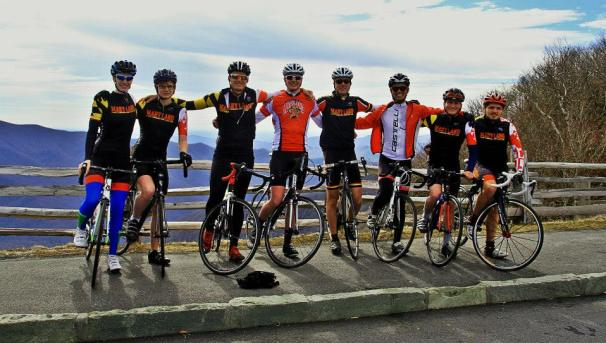 Help UMD Establish a B1G Presence in Collegiate Cycling Image