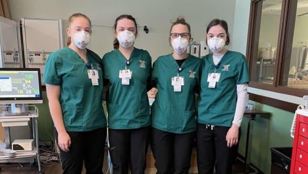 Invest in Montana Tech Nursing