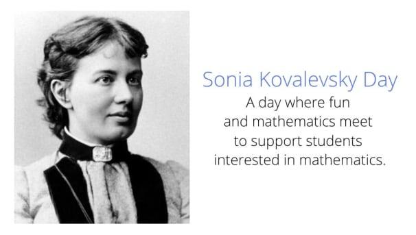 Sonia Kovalevsky Day 2021 Image