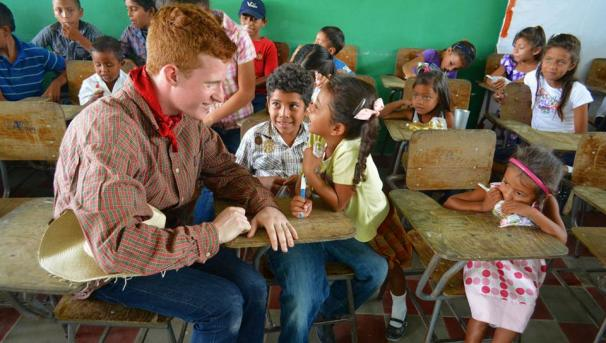 Greater Educational Opportunities in Rural Honduras Image