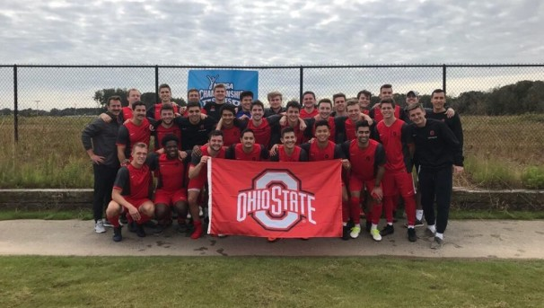 Ohio State University Men's Club Soccer Image