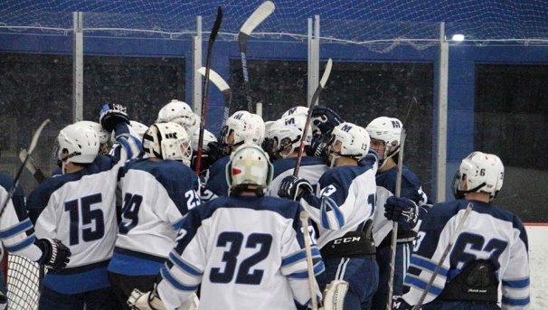 Monmouth Hawks Ice Hockey Image