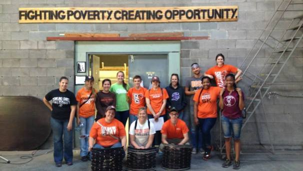 Alternative Breaks: BGSU Students Combating Social Injustice Image