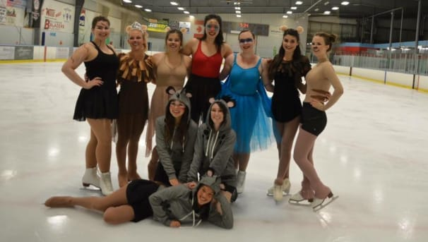 Support the WWU Figure Skating Team Image