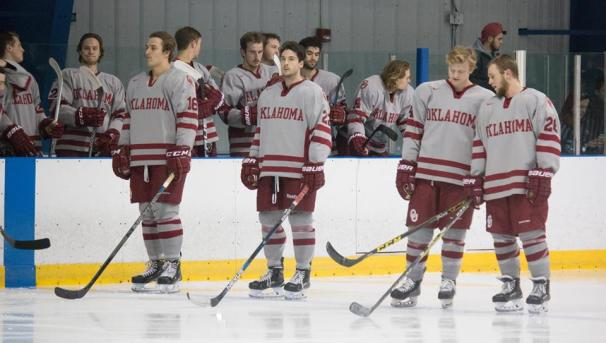 Send the OU Hockey Team to Nationals Image