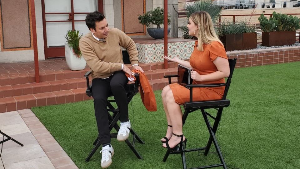 """Good Morning Texas"" interviews Jimmy Fallon!"