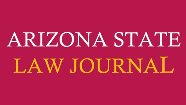Arizona State Law Journal Sun Devil Giving Day Image