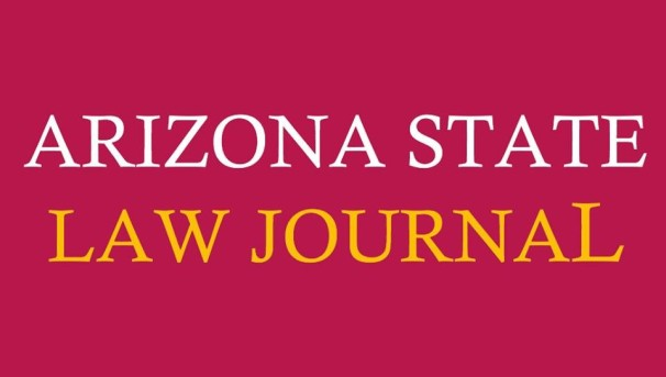 Arizona State Law Journal Support Image