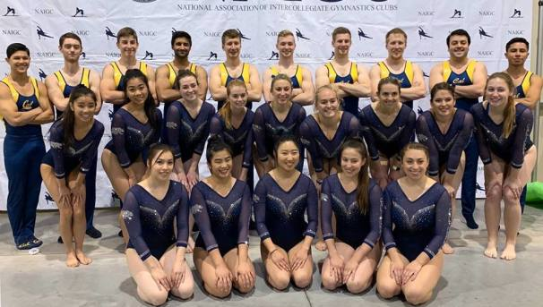 Cal Club Gymnastics | NAIGC Nationals Image