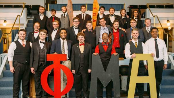 Greek Village Series: Phi Mu Alpha Image